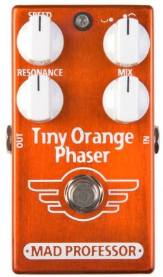 MAD PROFESSOR TINY ORANGE PHASER PEDALE EFFETTO