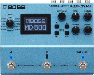 BOSS MD500 MODULATION  PEDALE EFFETTO