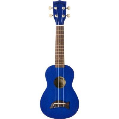 MAKALA UKULELE SOPRANO METALLIC BLUE