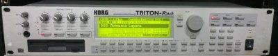 Korg TRITON RACK (USATO)