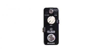 MOOER BLADE METAL DISTORTION PEDALE EFFETTO