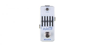 MOOER GRAPHIC B BASS PEDALE EFFETTO