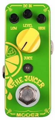 MOOER THE JUICER PEDALE EFFETTO