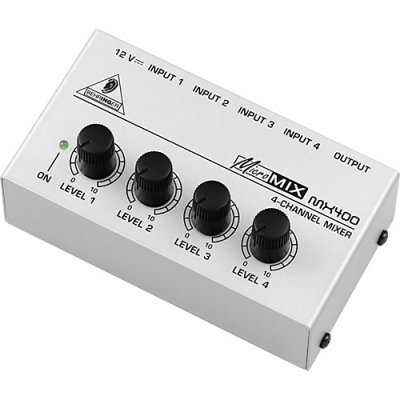 Behringer Mx400 Micromix