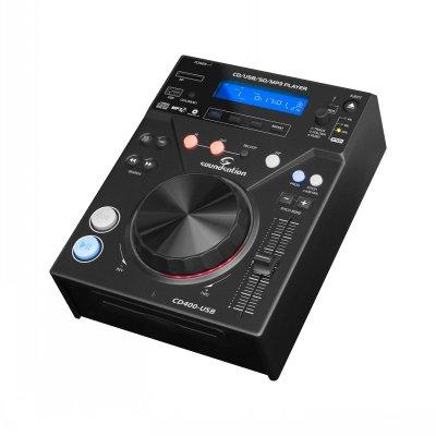 SOUNDSATION CDJ400 USB MP3 MEDIA PLAYER
