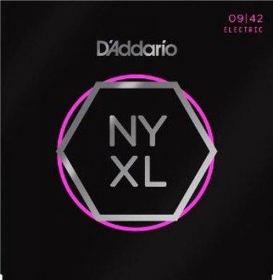 D'Addario Nickel Wound Super Light 09-42