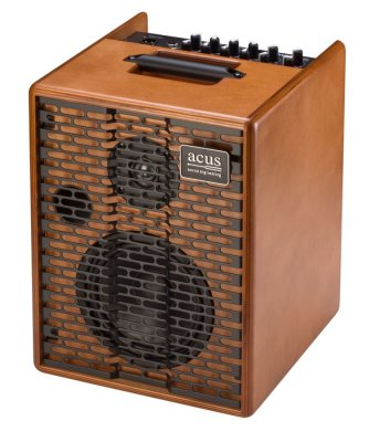 Acus One Forstreet Wood Amplificatore A Batteria