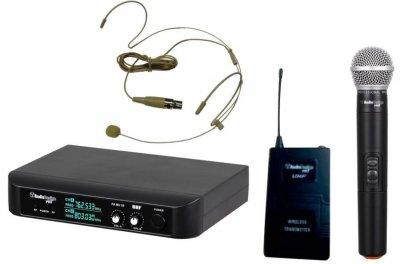 Audiodesign Pmu21 Set Microfoni Wireless 1 Archetto - 1 Gelato