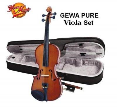 GEWA PURE SET VIOLA HW