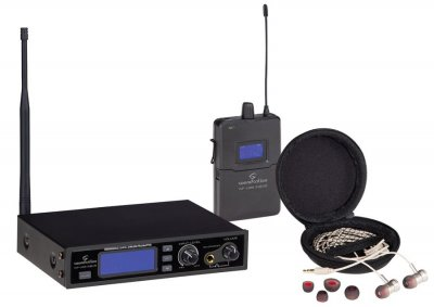 SOUNDSATION SISTEMA IN EAR MONITOR WFU99