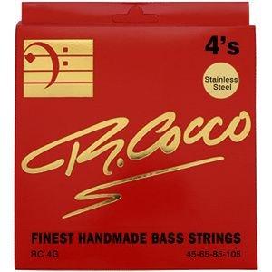 Cocco Rc4G Muta Corde Basso Elettrico 45-105 Acciaio