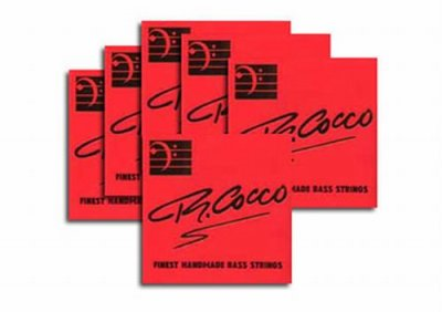 Cocco Rc6A Muta Corde Basso Elettrico 6 Corde 28-120 Acciaio
