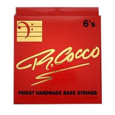 Cocco Rc6C Muta Corde Basso Elettrico 6 Corde 28-125 Acciaio