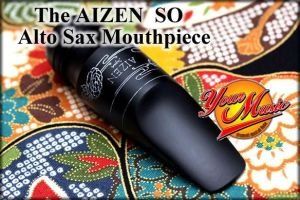 AIZEN ASSO 5 BOCCHINO SAX ALTO (SOLOIST STYLE)