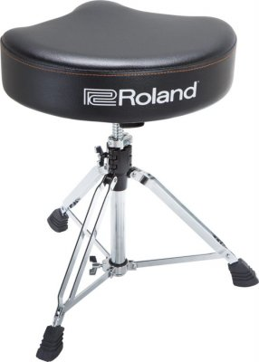 ROLAND RDTSV SADDLE DRUM THRONE VINYL SEAT