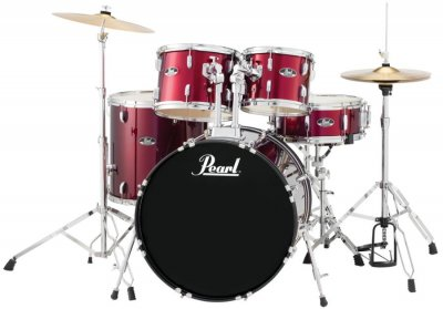 PEARL BATTERIA ROADSHOW RS585SCC91 RED WINE