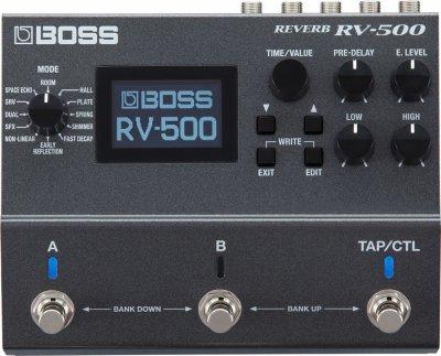 BOSS RV500 REVERB PEDALE EFFETTO
