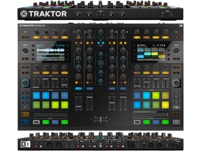 NATIVE INSTRUMENTS TRAKTOR KONTROL S8 (ULTIMO RIMASTO)