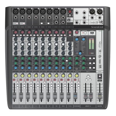 SOUNDCRAFT SIGNATURE 12 MULTI-TRACK