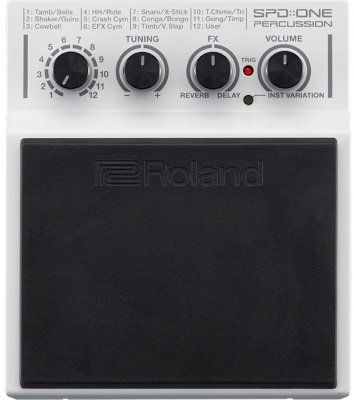 Roland Spd1P One Percussion Electro Pad