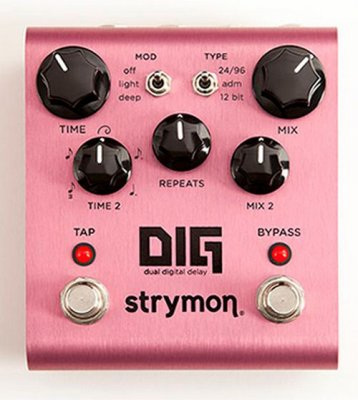 STRYMON DIG DELAY DIGITALE