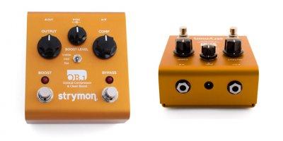 STRYMON OB1 COMPRESSORE OTTICO E BOOST