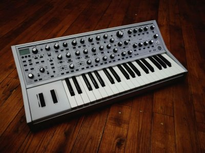 MOOG SUBSEQUENT 37 CV - LIMITED EDITION