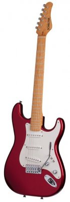 SCHECTER SULTAN CANDY RED