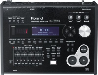 ROLAND TD30 MODULO SONORO