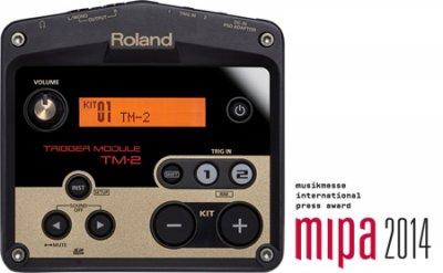 ROLAND TM-2 TRIGGER MODULO SONORO