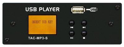 TOPP PRO TAC MP3 S MODULO OPZIONALE