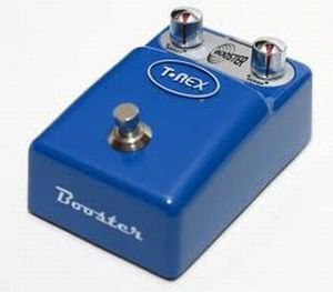 T REX TONEBUG BOOSTER PEDALE EFFETTO
