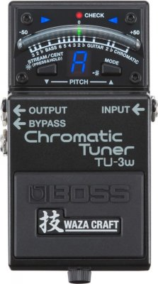 BOSS TU3W ACCORDATORE CROMATICO STOMPBOX