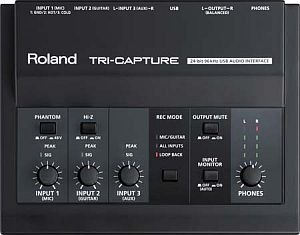 ROLAND UA33 TRI-CAPTURE