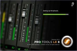 DIGIDESIGN PRO TOOLS LE 8 (UPDATE)