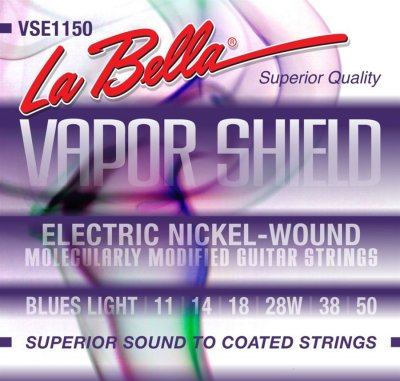 LA BELLA VAPOR SHIELD BLUES LIGHT 11-50