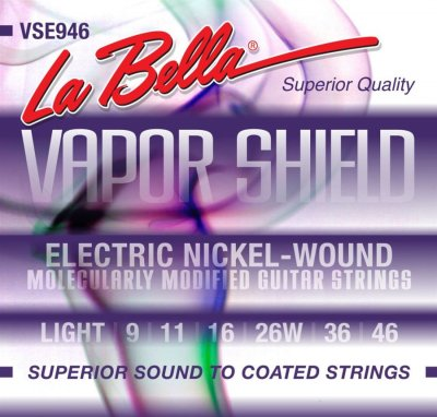 LA BELLA VAPOR ELECTRIC NICKEL WOUND LIGHT 9-46