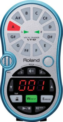 ROLAND VT12BU VOCAL TRAINER