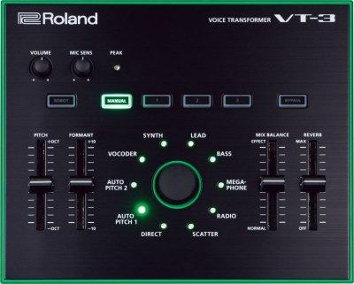 ROLAND VT3 (AIRA)
