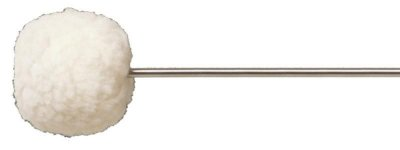 VATER MALLETS BASS DRUM BEATER LONG