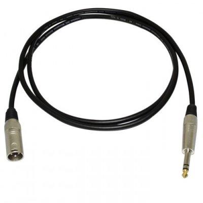 Bespeco Xcms100 Xlr M/Jack Stereo M 1