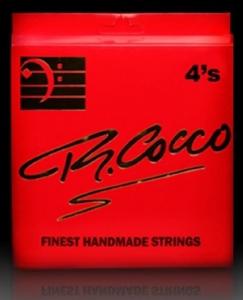 Cocco Rc4Fn Muta Corde Basso Elettrico 45-100 Nickel