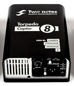 TWO NOTES TORPEDO CAPTOR 8