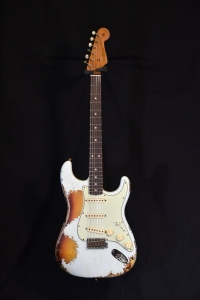 Fender Custom Shop 60 Stratocaster Heavy Relic 3 Color Sunburst