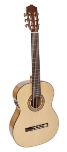 Salvador Cortez Cf55E Chitarra Flamenco Elettrificata