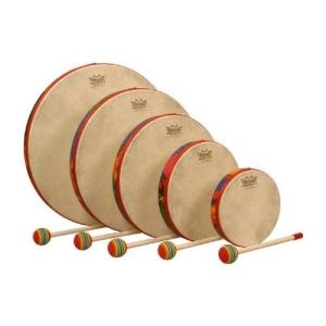 Remo Kd050001 Set di 5 Tamburi a Cornice con Battenti