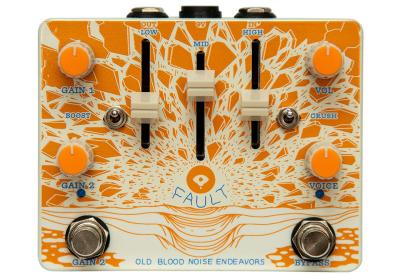 Old Blood Noise Endeavors Fault V2 Overdrive Distortion