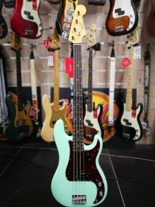 Fender Precision Original 60 Surf Green Basso Elettrico