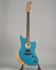 Fender American Acoustasonic Jazzmaster Ocean Turquoise