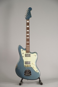 Fender 60 Jazzmaster Masterbuilt Ron Thorn Journeyman Aged lake Placid Blue